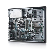 MÁY TÍNH HP WORKSTATION Z220MT I3 3220 VGA Quadro fermi 600